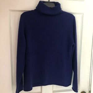 Eileen Fisher cashmere sweater.